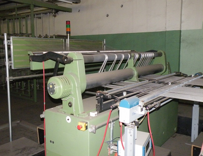 Beam Warping Machine ZM-1-1800/100 11941 Image